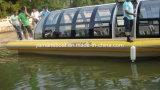 Crogiolo gonfiabile commerciale di bus dell'acqua della nervatura della baracca inclusa