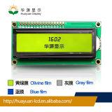 LCD 모듈 16X2 큰 특성 연속되는 LCM