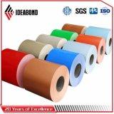 Ideabond couleur des matériaux de construction de la bobine en aluminium à revêtement (AE-108)
