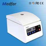 Paillasse centrifugeuse réfrigérée à basse vitesse