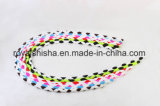 Boyau flexible en plastique de Shisha de pipe de narguilé de silicones de boyau coloré agréable de Hokah