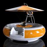 Barbacoa eléctrica barco para el Turismo de Puerto