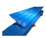 La vente de fer galvanisé couleur chaude tôle de toit