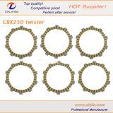 Niedrige Motorrad-Kupplungs-Papierplatte für Twister Cbx250