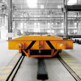 Metallindustrie motorisierte die Schienen-Laufkatze, die angeschalten wurde durch Kabel-Trommel (KPT-20T)