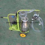 bomba de vácuo da máquina de ordenha vaca da Caçamba Elétrico Ordenhador Green