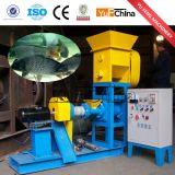 آليّة سمكة تغذية كريّة طينيّة صناعة آلة