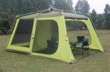 بوليستر غرف قبة خيمة لأنّ 8+ أشخاص أسرة خارجيّة يخيّم