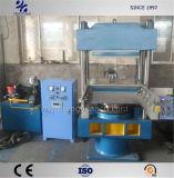 自動制御システムが付いている優秀な160tonsフレームタイプ熱いプラテンの加硫装置