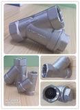 CF8/Ss304 Y 유형 스트레이너