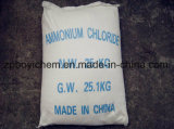 Grade d'alimentation ammonium chlorure 99,6% Min
