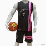Une bonne conception des sports d'engrenage Healong 100% Polyester hommes uniformes de basket-ball