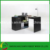 Het houten Bureau van de Computer met Laden