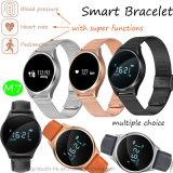 Bracelet intelligent de mode avec 0.96 '' étalage de pouce OLED