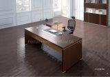 Самомоднейшая офисная мебель таблицы босса черного дуба деревянная 0Nисполнительный (HF-SID001)