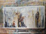 Gran lienzo abstracto Arte Pintura para la decoración del hogar