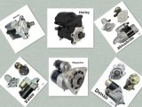 幼虫、三菱上昇トラックS4eのための、S4s、S6eのS6sのエンジン始動器