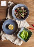 """8"""" サラダボールのスープ皿の石製品の最も新しいデザイン"""