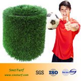 Erba artificiale cinese per gioco del calcio. Calcio, tennis, campo da giuoco