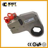 Hexagonal de acero hidráulico Casstte llave dinamométrica (KET-Serie W)