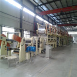 China fabricação de sacos de mão, Placa de linha de produção de papel