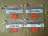 PVC 2016 Hot Sale à l'emballage Zipper Sac cosmétique