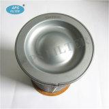 Cartouche de filtre séparateur Brouillard d'huile pour compresseur à vis Hitachi 53432330