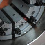 Der Hochleistungscer Uniflex Finn-Energien-Schlauch, der Maschine/sperrt, Einbehaltung Maschine/Form-quetschverbindenmaschine