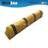150 millimetri Altezza Rack paraurti in plastica