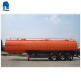 Depósito de petróleo pesado semi reboque petroleiros com 45.000 l de capacidade