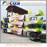 Fokus-Fahrzeuge--Hersteller-Terminalschlußteil, Portchassis, Absinken-Plattform-Schlussteil