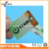 Kundenspezifische Form RFID Belüftung-Schlüsselmarke mit NXP MIFARE 1K Chip für Zugriffssteuerung