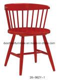 食堂のための独特の純木の孔雀の椅子