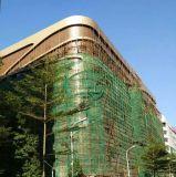 Comitato di alluminio perforato con colore dorato per il rivestimento della parete