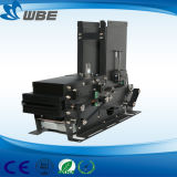 Distribuidor do cartão da movimentação CI do motor do sistema da embalagem