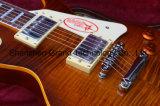 2017 Lp guitare électrique avec matériel de chrome (BPL-551)