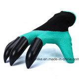 Сад Джина рытье перчатки с зацепами