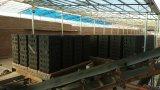 Le Bangladesh nouvelle brique d'argile entièrement automatique de ligne de production