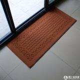 Красочные Полиэфирные материалы игольчатый перфорированного Anti-Dust Пол коврик