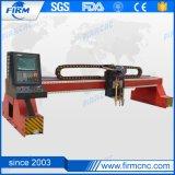 Tagliatrice portatile del plasma della fiamma di CNC del piatto dell'acciaio inossidabile del metallo