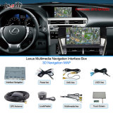 Automobile Multimedia Navigation Interface Box per Lexus Hiphone Navigation, USB, Rear