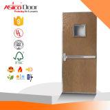 Гостиница UL 10 ANSI/ASTM (c) украсила деревянную дверку топки