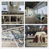 Chaîne de production de panneau de particules/presse chaude de panneau de particules
