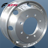 Il cerchione ha forgiato la rotella della lega di alluminio fatta in Cina