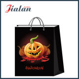 顧客用4cによって印刷されるHalloweenの休日のショッピングギフトの紙袋