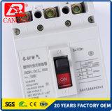 63A al corta-circuito moldeado funcionado actual MCCB MCB RCCB 100A del caso 800A