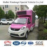 Caminhão de anúncio móvel de Foton 8cbm do euro 5 com boa qualidade