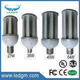 Сад светов IP65 мозоли FCC Dlc 45W 54W 60W 80W 100W Samsung 5630 СИД EMC LVD RoHS Ce SAA напольные/дорога/земной светильник
