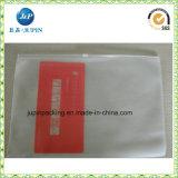Новый продукт 2016: Мешок застежки -молнии подарка промотирования PVC Matt (jp-s038)