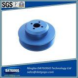 Das CNC-maschinell bearbeitenteil, das vom materiellen Aluminiumrot gebildet wird, anodisieren Oberflächenbehandlung